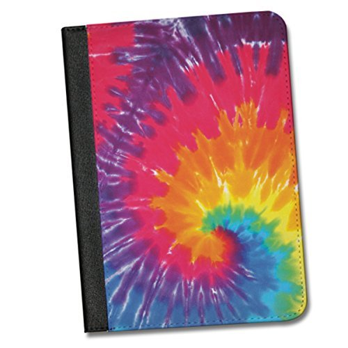 Bold, Colorful Tye-Dye Pattern Inspired iPad Air / iPad Air 2 Folio Case By Little Brick Press (Tye Dye Ipad Case compare prices)
