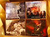The Hobbit and Lord of the Rings Set (Abridged Audiobook 4 Box / 13 CD set)