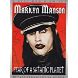Marilyn Manson - Fear of a Satanic Planet [Special Edition DVD & CD Set) [2012] [NTSC]by Elliot Riddle