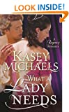 What a Lady Needs (The Regency Redgraves)
