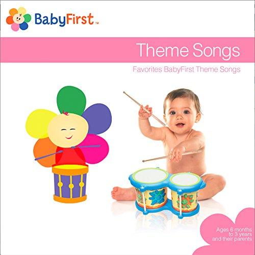 Babyfirsttv Theme Songs Music Cd