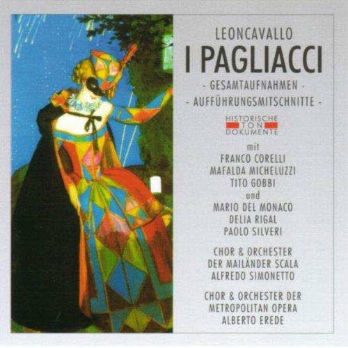 I Pagliacci - Leoncavallo - CD