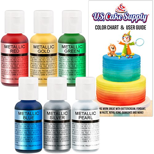 us-cake-supply-by-chefmaster-airbrush-cake-pearlescent-shimmer-metallic-color-set-the-6-most-popular