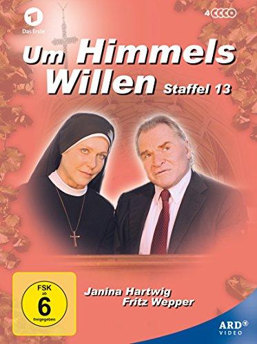 Um Himmels Willen - Staffel 13 [4 Discs]