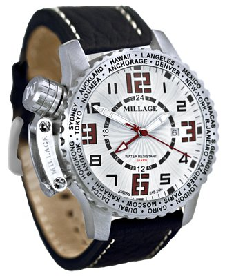 Millage Moscow Collection - W-RD-BLK-LB