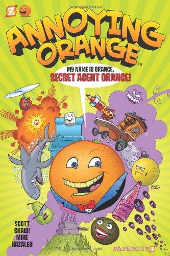Annoying Orange 01 Secret Agent Orange