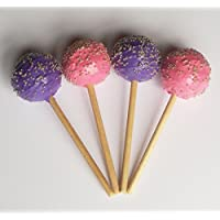 Cake Pops Pink And Purple Set Of 4 Perfect For 18 Inch American Girl Dolls