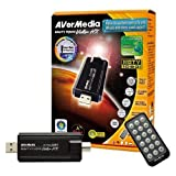 AVerMedia AVerTV Hybrid Volar HX/-A827 (USB, Analog TV, DVB-T, Vista, MCE, HDTV, H.264)von &#34;AVerMedia GmbH&#34;