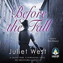 Before the Fall (       UNABRIDGED) by Juliet West Narrated by Annie Aldington