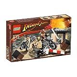 LEGO Indiana Jones Motorcycle Chase ~ LEGO