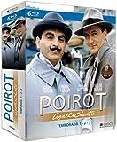 Agatha Christie's Poirot collection seasons 1-3 [Blu-ray] [UK Region Spanish Import]