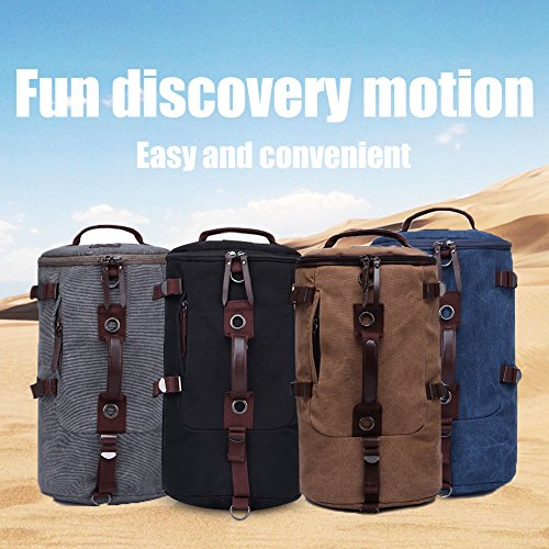 Mens Travel Bag Outdoor Mountaineering Backpack