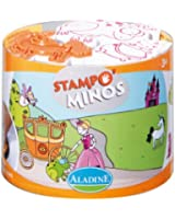 Aladine - 85114 - Loisir Créatif - Stampominos - Fées