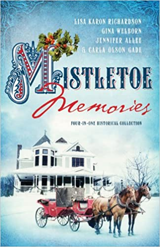 Mistletoe Memories: Four Generations Transform a House Into a Home for Christmas (Romancing America)