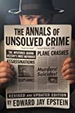 img - for The Annals of Unsolved Crime book / textbook / text book