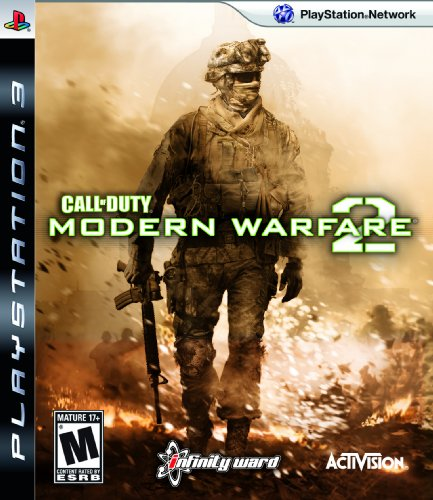 Call Of Duty: Modern Warfare 2 on Playstation 3