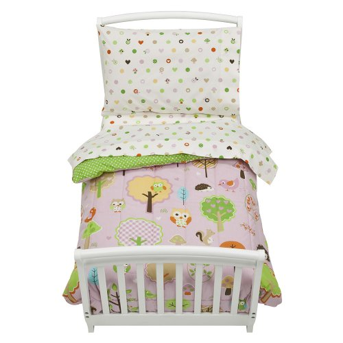 Circo Love & Nature 4-pc. Toddler Bed Set