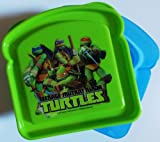 Teenage Mutant Ninja Turtles 3-Piece Lunch Box Set TMNT