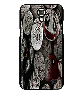ColourCraft Quoted Rocks Design Back Case Cover for SAMSUNG GALAXY MEGA 2