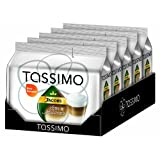 "Tassimo Jacobs Kr�nung Latte Macchiato, 5er Pack (5 x 8 Portionen) - Auslaufartikelvon ""Tassimo"""