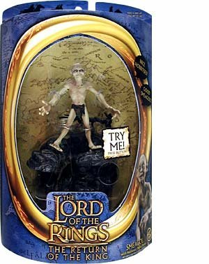 Lord of the Rings Return of the King > Smeagol Action Figure