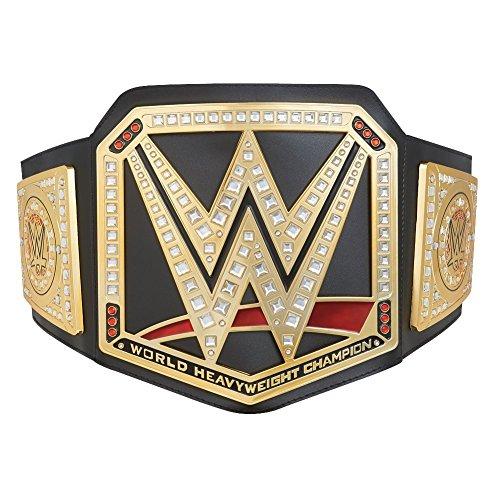 WWE cintura giocattolo del campionato del mondo di pesi massimi