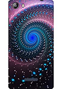 AMEZ designer printed 3d premium high quality back case cover for Micromax Canvas 5 (E481) (eye catching art)