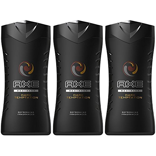 Axe-gel-douche-homme-Dark-Temptation-250ml-Lot-de-3