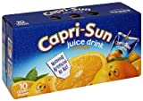 Capri Sun Orange Juice Drink 200 Ml (pack Of 40)