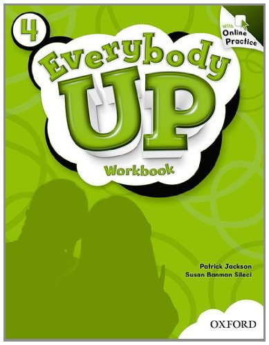 Everybody Up: 4: Workbook with Online Practice
