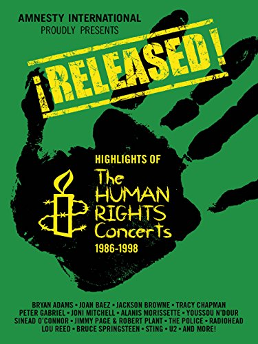 !Released! Highlights Of The Human Rights Concerts