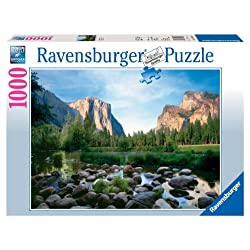 [Best price] Puzzles - Ravensburger Yosemite Valley - 1000 Piece Puzzle - toys-games