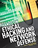 img - for Hands-On Ethical Hacking and Network Defense book / textbook / text book