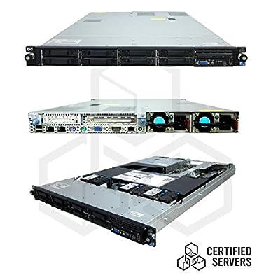 HP ProLiant DL360 G6 2 x 2.13Ghz E5506 Quad Core 32GB P410 2PS Rails