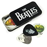 Planet Waves Beatles Signature Guitar Pick Tins, Logo, 15 picks