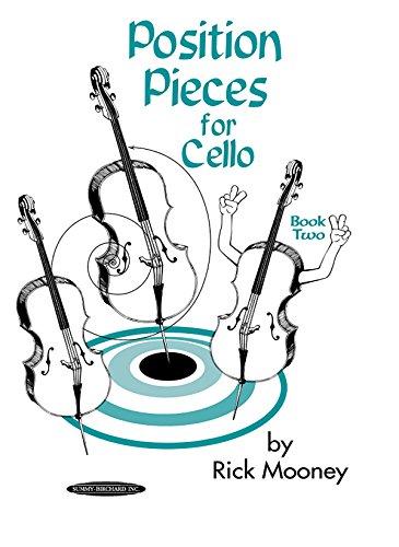Position Pieces for Cello, Bk 2 PDF