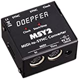 Doepfer MIDI/DINシンクコンバーター MSY-2