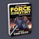 Star Wars Force and Destiny Ataru Striker Specialization Deck