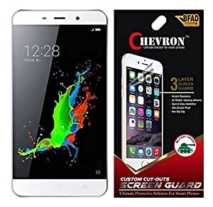 Chevron Pro Diamond Screen Guard For Coolpad Note 3 (Pack OF 3)