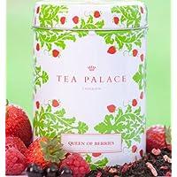 英国 Tea Palace (ティーパレス) クイーン・オブ・ベリーズ ベリーのリーフ紅茶 Queen of Berries 【並行輸入品】