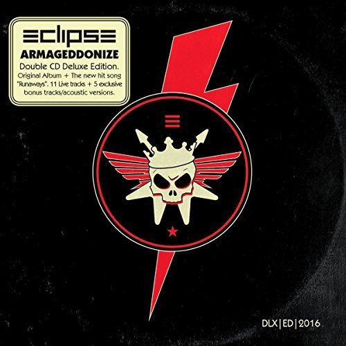 Armageddonize [2 CD][Deluxe Edition] by Eclipse