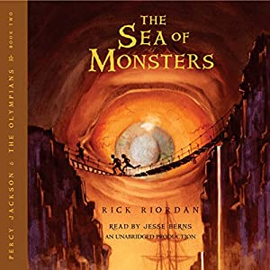 The Sea of Monsters Audiobook