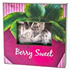 Wood Berry Photo Box Frame