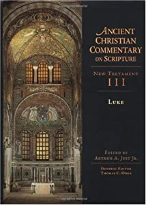 "Cover of ""Luke (Ancient Christian Comment..."