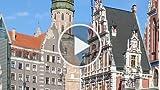 Visit Riga in Latvia