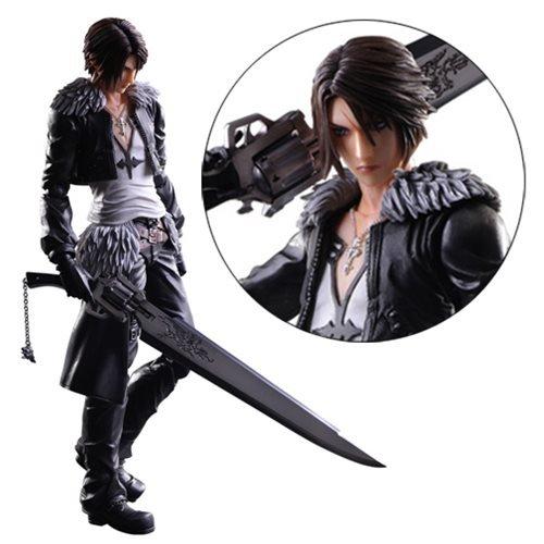 Final Fantasy Dissidia Squall Leonhart Play Arts Kai Action Figure (Squall Leonhart Action Figure compare prices)