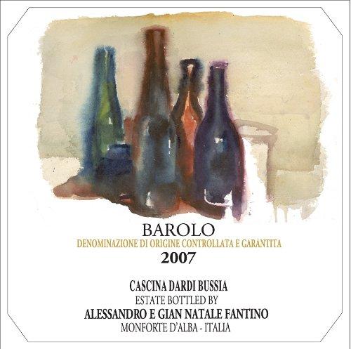 2007 A & G Fantino Barolo 750 Ml