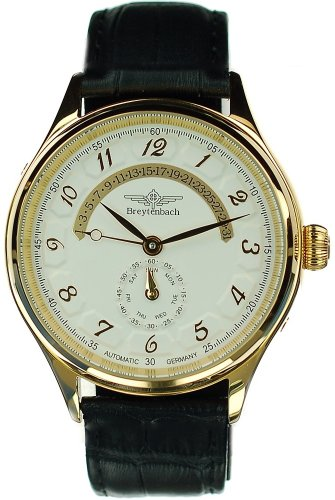 Breytenbach Men's Automatic Multifunction Watch BB55103WW-G
