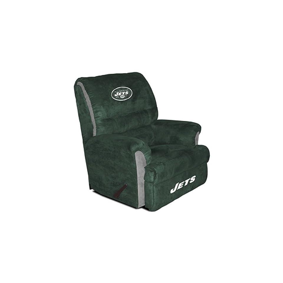 New York Jets NFL Team Logo Big Daddy Recliner