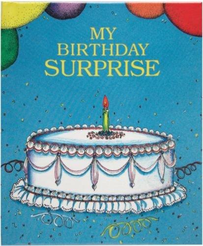 『びっくり誕生日(大人の方向け)』 セミオーダーオリジナル絵本 お仕立て券